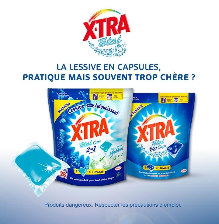 X-TRA  Total Eco Caps