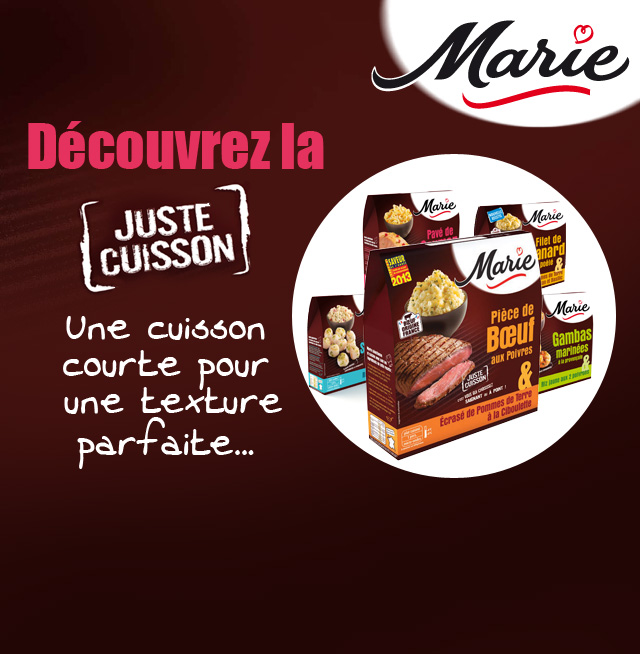 Shopmium marie plats cuisin s for Plats cuisines marie